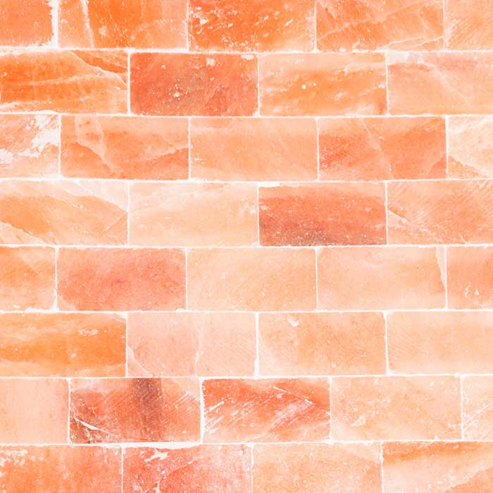 salt room wall