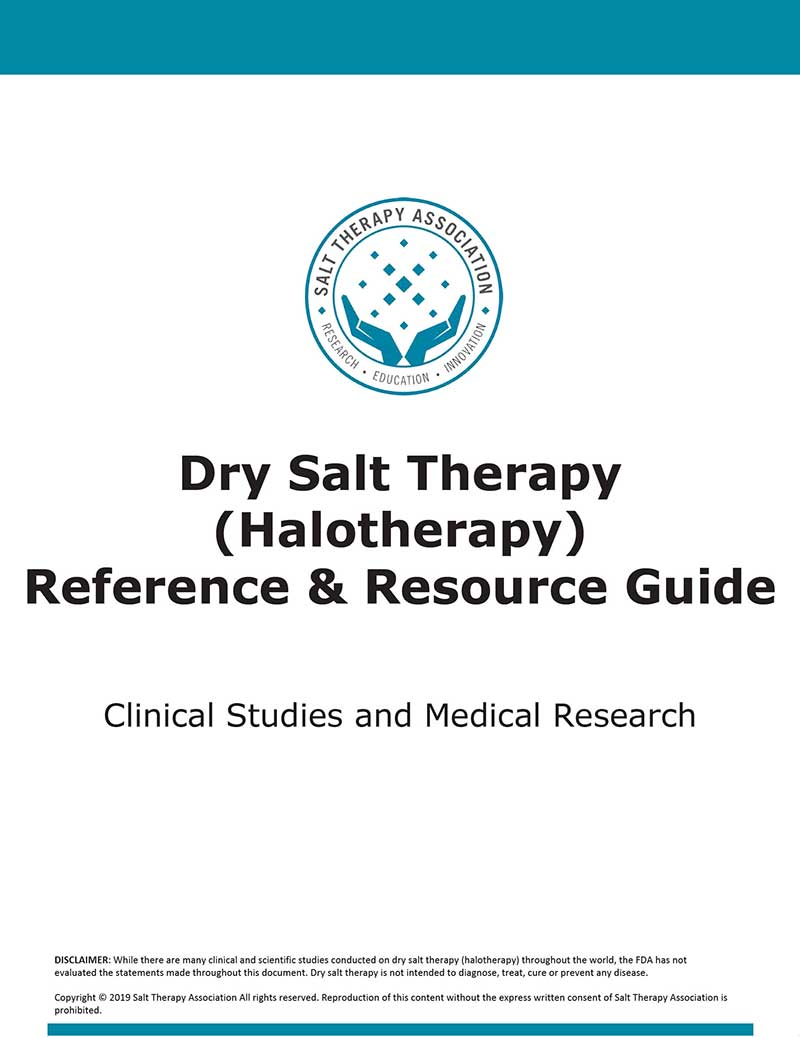 Dry Salt Therapy Benefits Guide